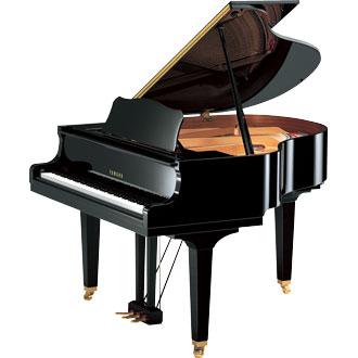 ヤマハグランドピアノGB1K